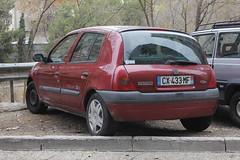 2000 Renault Clio MTV [B65] (coopey) Tags: 2000 renault clio mtv b65