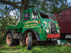 Shrewsbury Steam Rally 2017 (Ben Matthews1992) Tags: shrewsbury steam rally 2017 shropshire salop onslow park old vintage historic preserved preservation vehicle transport haulage show fair classic british england foden stg5 timber tracror lorry truck wagon waggon commercial ffj849 boughton