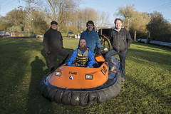 Hovercraft! (unnamedculprit) Tags: hovercraft wyboston lakes citation needed techdif tech technical difficulties dif