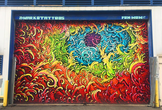 Prismatic Whirlpool by Mark O
