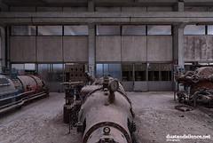 Silent remains (dustandsilence.net) Tags: abandoned abandon abbandonato abbandono abandonment abandonedplace decay dustandsilence derelict decayed decadenza decadente derelictplaces urbex industrial industrialdecay industriale industry industria