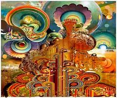 VIAGGIO NEL SOGNO (romano41) Tags: colori fantasia evasione viaggi treno romano41