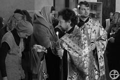 Парастас в пятницу Недели 2-ой Великого поста