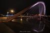 Love bridge (lwj54168) Tags: 台中夜景 橋 愛心 d750 1635mmf4 f22 night bridge