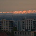 massif des écrins (from Lyon) thumbnail