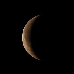 20180313_IMG_8273-trm (NAMARA EXPRESS) Tags: astronomy moon lunar age250 satellite universe space star nature dawn tripod spring fine outdoor color toyonaka osaka japan canon eos 7d tamron sp 70300mm f456 zoom namaraexp