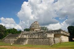 El observatorio, Chichen Itza, México (rlatinq) Tags: méxico américa chichen itza yucatán maya historia arqueología