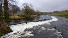 Linton Falls (42jph) Tags: oneplus3t oneplus 3t yorkshire grassington linton falls water river wharfe uk england