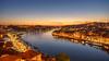 Sunset in Porto (AMUMOT) Tags: 08 2017 august porto portugal nacht