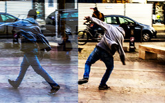 Movement (Alex Szymanek) Tags: 2018 february movement speed fast here chance sure gesture canon markiii is express expressing never fall risk execute safe cool stay look moment luck lucky wish profile different start year succeed simple best second city center lisbon street four seven typically double can impression all say possible probable true truth think everything come