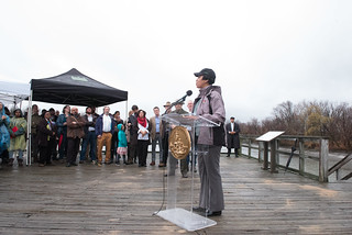 January 12, 2018 Kingman Island Year of the Anacostia