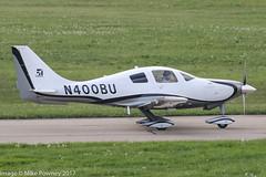 N400BU - 2008 build Cessna 400 Corvalis TT, taxiing for departure on Runway 24 at Friedrichshafen during Aero 2017 (egcc) Tags: 411047 aero aerofriedrichshafen aerofriedrichshafen2017 bodensee ce400 cessna corvalis corvalistt edny fdh friedrichshafen lc41550fg lightroom n400bu
