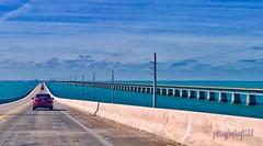 ~ ONE OF MANY BRIDGES TO PARADISE...UH, OK, TO KEY WEST 😜 (Pinoy Photog) Tags: bridges keywest floridakeys paintingwithlightandshadows