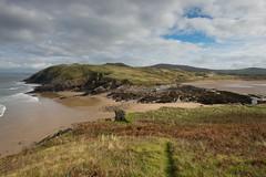 337 Rhossili Beach (Pixelkids) Tags: rhossili rhossilibeach wales southwales küste felsen strand sandstarnd meer landschaft bucht wasser