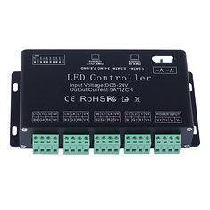 12 Channel RGB DMX 512 LED Controller Decoder Dimmer Driver For LED Strip Module Light DC5V-24V (1143727) #Banggood (SuperDeals.BG) Tags: superdeals banggood lights lighting 12 channel rgb dmx 512 led controller decoder dimmer driver for strip module light dc5v24v 1143727