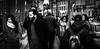 Focus (Henka69) Tags: streetphotography monochrome prague praha people candid