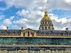 Paris  France -  Remains of Napoleon Bonaparte  - Les Invalides , commonly known as Hôtel national des Invalides or also as Hôtel des Invalides (Onasill ~ Bill Badzo) Tags: paris france dome gold remains napoleon bonaparte 1 les invalides french hotel hoteldesinvalides museum grave buried building complex burial island st helena adolphe thiers king louis philippe attraction tourist site military hospital army church tombs war heroes travel veterans mustsee monument onasill