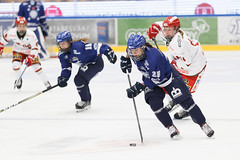 _Q1C1283 (Armborg) Tags: leksands if dam modo hockey kvartsfinal sdhl iveta koka kajsa armborg