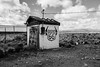 Untitled (benakersphoto) Tags: route66 twoguns abandoned ghosttown nikon az arizona architecture blackandwhite blackandwhitearchitecture clouds cloudy sky cloud