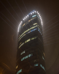 Night Ligths (Fizzik.LJ) Tags: lights night buildings kyiv ukrain kiev