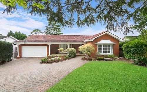 17 Hampden Av, Wahroonga NSW 2076