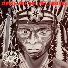 1987_Coyote_And_The_Lost_Dakotas_Psychman_1987 (Marc Wathieu) Tags: rock pop vinyl cover record sleeve music belgium belgië coverart belgique pochette cd indie artwork vinylcover sleevedesign 1987 soundwork