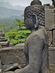 "INDONESIEN,Java, Borobudur - buddhistische Tempelanlage, Buddha-Statue, 17247/9760 (roba66) Tags: statue skulptur sculpture buddha reisen travel explorevoyages urlaub visit roba66 asien südostasien asia eartasia ""southeastasia"" indonesien indonesia ""republikindonesien"" ""republicofindonesia"" indonesiearchipelago inselstaat java borobodur barabudur tempelanlage tempel temple yogyakarta ""mahayanabuddhismus""""buddhisttemple"" buddharelief bauwerk building architektur architecture arquitetura urban kulturdenkmal monument fassade façadeplatz places historie history historic historical geschichte"