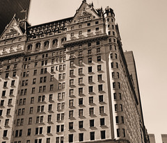 The Plaza, 5th Ave., NYC (Dan_DC) Tags: newyorkcity theplazahotel centralparksouth fifthavenue landmark