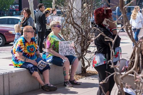 #MarchForOurLives Tulsa, Oklahoma