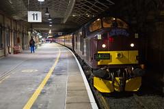 Job done (daveymills31294) Tags: coast railway class 37 37518 375 crewe west bls sussex salopian branch line society
