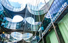 More London Riverside (DobingDesign) Tags: architecture london modernarchitecture glass lines reflections windows centrallondon morelondon riverside bythethames corporaterealestate sign sky text building