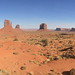 Mittens, Monument Valley (United States)
