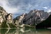 Lago di Braies ((maxx)) Tags: lake nature sky alps mountain braies carezza trentino alto adige