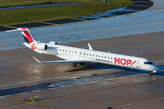 ORY   F-HMLO   Air France 47TP from Brest (Olivier Mouhot) Tags: ory lfpo 2018mar crjx fhmlo hop