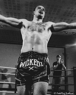 Fight NIght:  Robbie