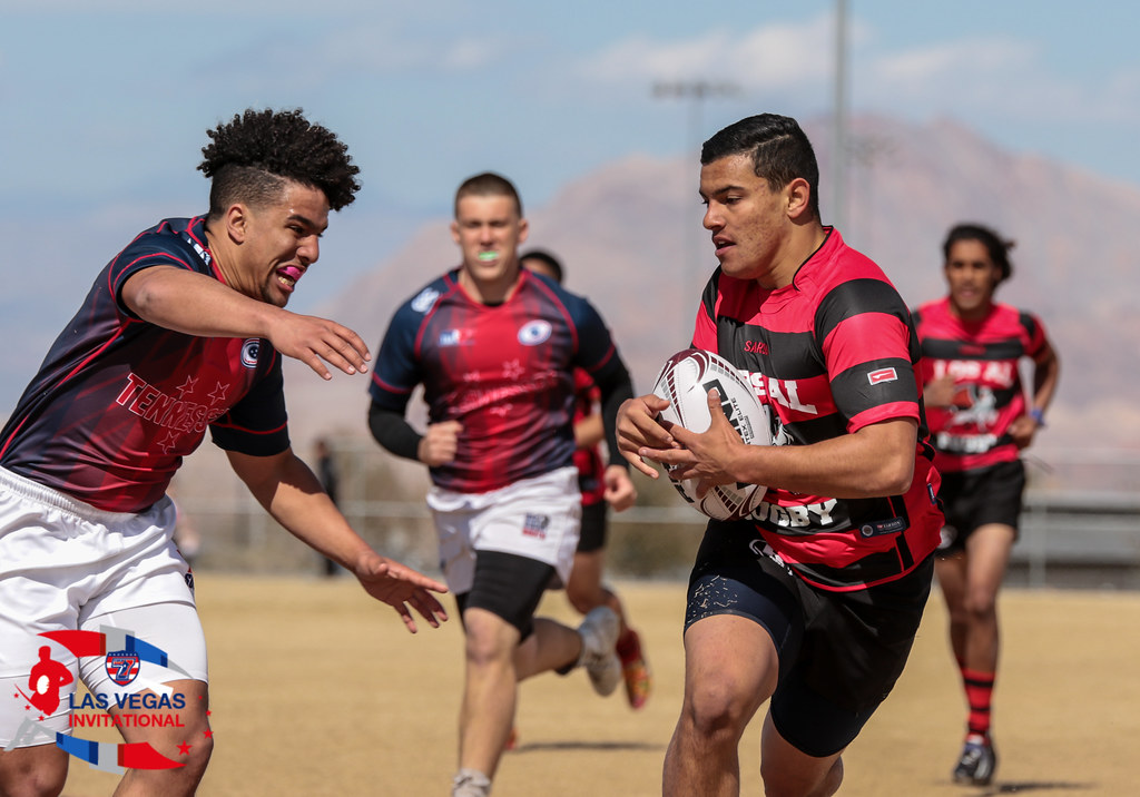USA Sevens Rugby is the largest international rugby event in North American featuring 16 countries in Las Vegas, Round 5 of the Sevens World Series.