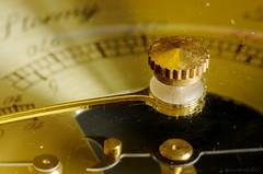 barometer (sure2talk) Tags: macromondays imperfect barometer detail dirt dust grease scratches pitmarks nikond7000 nikkor85mmf35gafsedvrmicro macro closeup