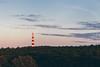 Lighthouse (Daniel Quarg) Tags: lighthouse ameland netherlands sunset clouds colorful nature landscape forest coast beach travel