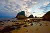 Beach at daylight (jack eastlake) Tags: bermagui wildbeachaus landforms geology southern glasshouse rocks narooma nsw far south coast landmarks coastal