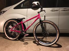 IMG_5612.jpg (wataru.takei) Tags: mountainbike mtb iphonex sanchez covebikes