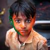National flag colours (shravann93) Tags: nikon nikonasia nikonindia travel portrait chennai colours orange green nationalflag streetphoto streetphotography 50mmf18 colour eyes parriscorner holi holi2018