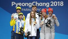 Paralympic_Medal_plaza_01 (KOREA.NET - Official page of the Republic of Korea) Tags: 평창 2018평창동계패럴림픽 메달플라자 금메달 메달세레머니 pyeongchang paralympics 2018pyeongchangwinterparalympic medalplaza medalceremony 대한민국