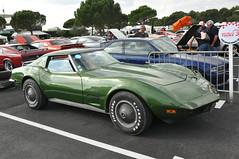 Chevrolet Corvette C3 Stingray (jfhweb) Tags: jeffweb sportauto sportcar voituregrandtourisme gt supercar voituredesport voituredecollection voiturehistorique vehiculehistorique circuitpaulricard circuitducastellet lecastellet httt 10000toursducastellet 10000tours voitureamericaine voitureus americancar musclecar chevrolet corvette corvettec3