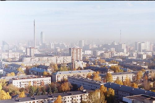 Вид на город ©  ayampolsky