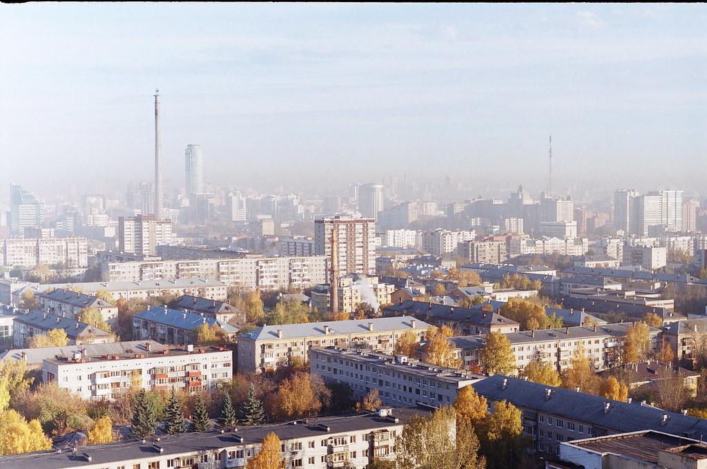 фото: Вид на город
