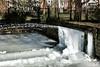 Stadtrundgang Mainz - Brunnen im Stadtpark (J.Weyerhäuser) Tags: stadtpark eis abriss brunnen