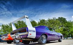 1969 Dodge Daytona (Chad Horwedel) Tags: 1969dodgedaytona dodgedaytona dodge daytona classic car hrpt17 champaign