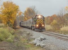 DSC01708R (mistersnoozer) Tags: lal shortline railroad rgvrrm excursion train alco c425 locomotive