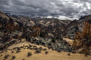 Juniper Gulch in Owyhee Canyonlands
