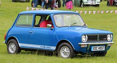 XOC 495T (Nivek.Old.Gold) Tags: 1978 austin morris mini clubman 1275gt